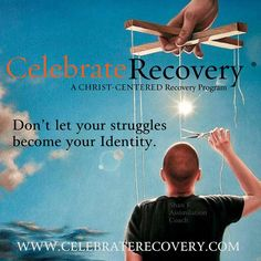 Celebrate Recovery, Flyers, Conversation, Freedom, Messages, Addiction, Liberty, Ruffles, Political Freedom