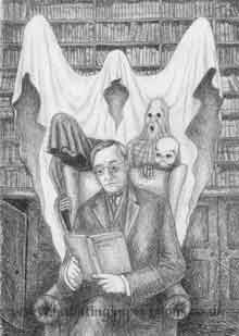 M R James - master of the ghost story