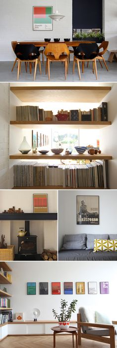 Gorgeous interior design and art spotted on Design Love Fest