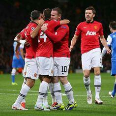 Lads celebrates win over Real Sociedad