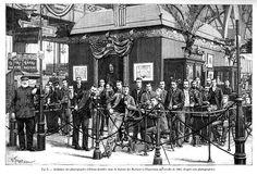 Exposition universelle de Paris 1889. Téléphonie...