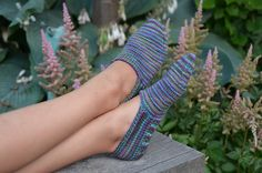 Ravelry: soybean26's Turkish Bed Socks