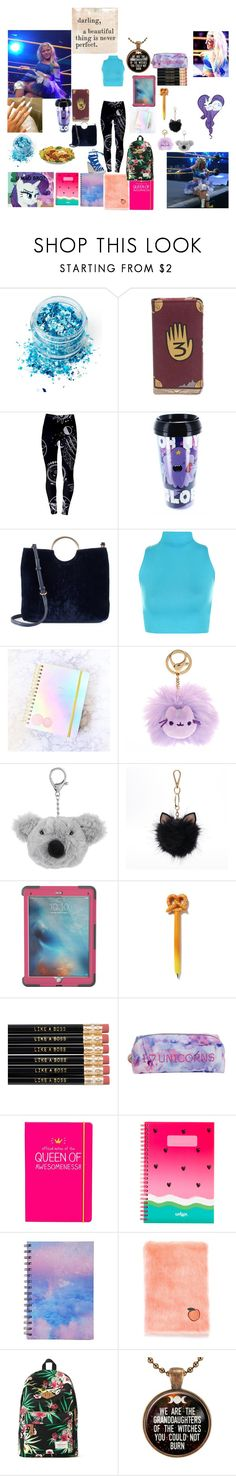 """""""Rhianna Bee Bliss"""" by rhiannabliss on Polyvore featuring In Your Dreams, LC Lauren Conrad, WearAll, ban.do, Pusheen, Monsoon, Griffin, Happy Jackson and Forever 21"""