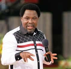 Faith focuses on Jesus Christ and His sufficiency. - T.B. Joshua
