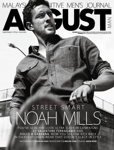 August Man Malaysia - August Man September 2012 Covers