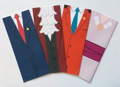 Ace Attorney Bookmarks