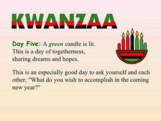 Ask yourself and others what goes they wish to accomplish in the new year. Kwanzaa 2017, Days Of Kwanzaa, Happy Kwanzaa, What Is Kwanza, Kwanzaa Principles, Candle Meaning, African Holidays, Good Day To You