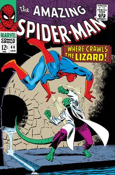 The Amazing Spider-Man Issue - Read The Amazing Spider-Man Issue comic online in high quality Spiderman Comic Books, Old Comic Books, Vintage Comic Books, Comic Book Covers, Vintage Comics, Dc Comics, Marvel Comics Superheroes, Marvel Heroes, Amazing Spider Man Comic