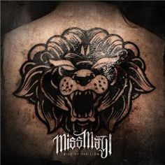 Miss May I - Rise Of The Lion (2014)  Metalcore band from USA  #missmayi #metalcore
