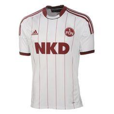 1. FC Nürnberg (Germany) - 2012/2014 Adidas Away Shirt