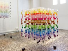 see beyond colors with emmanuelle moureaux's shikiri elements