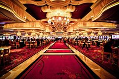 Wynn las vegas - the strip's highest revenue casino. Las Vegas Hotels, Wynn Las Vegas, Vegas Casino, Gambling Games, Gambling Quotes, Casino Games, Plaza Hotel, Casino Theme Parties, Casino Party