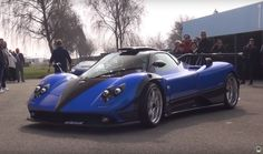 Back in Pagani debuted the Zonda, one of the finest and most ferocious Italian supercars to ever hit the road. Pagani Zonda, Super Cars
