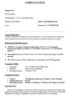 63a2df2222c902059474b82ba6783344--cv-format-resume-format Resume Formats Templates For B Tech Students on