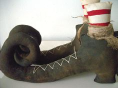 Just ordered me a pair of these super cute primitive witch shoes!!