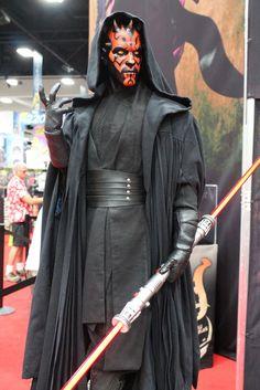 DIY Darth Maul Star Wars Costume | Your Costume Idea for Halloween, Mardi Gras and Carnival