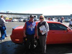 AskPatty.com NASCAR Mobile1 Penske Racing Sam Hornish