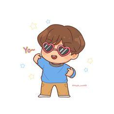 I believe in love, Our Love. (About Love Book) Cute Cartoon, Cartoon Art, Nct Logo, Nct 127 Mark, Nct Dream Jaemin, Cute Chibi, Kpop Fanart, Cute Anime Couples, Cute Art