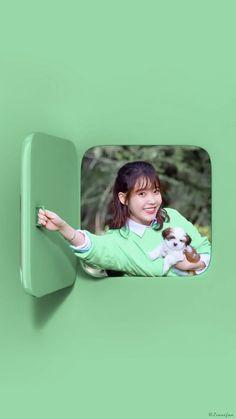 IU #wallpaper #samsung_card Actress Wallpaper, Bts Wallpaper, Wallpaper Samsung, Drama Korea, Korean Drama, Korean Celebrities, Korean Actors, Fall In Luv, Lee Sung Kyung