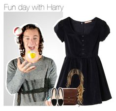 """""""Fun day with Harry"""" by dipx1d ❤ liked on Polyvore featuring Vince Camuto"""