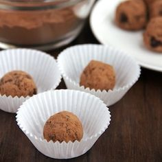Chocolatey and boozy, these Spiced Rum Balls are the perfect holiday treat.