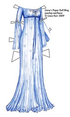 Latest Trend In Embroidery on Paper Ideas. Phenomenal Embroidery on Paper Ideas. Snowflake Embroidery, Paper Embroidery, Embroidery Ideas, Paper Dolls Clothing, Doll Clothes, Winter Gowns, Paper Dolls Printable, Vintage Paper Dolls, Dress Patterns