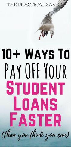 10 Ways To Pay Off Student Loans Faster - Pay off credit card - How long to Pay off credit card? - pay off student loans l student loans calculator l student loan forgiveness l debt strategies l debt pay off tips l credit card debt tips l loan payoff plan Student Loan Calculator, Loans Calculator, Paying Off Student Loans, Student Loan Debt, Debt Repayment, Debt Payoff, School Loans, College Loans, College Savings