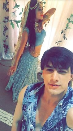 Beautiful couple in serial Cute Love Couple, Cutest Couple Ever, Beautiful Couple, Sweet Couple, Romantic Couples, Cute Couples, Kartik And Naira, Tashan E Ishq, Vintage Bollywood