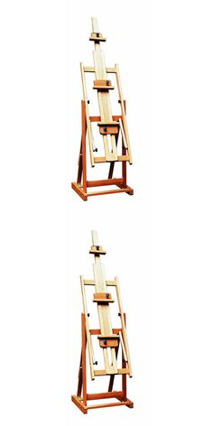 Easels French Easel Wood Portable Small Half Size Sketch