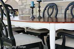 {Tutorial} Using Toner to Stain Wood Like A Pro - White Cottage Boutique | White Cottage Boutique