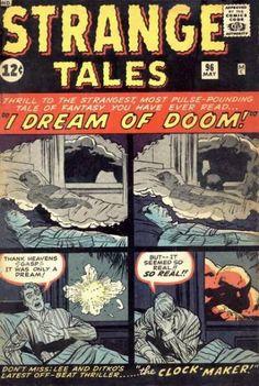 Stranger Tales #96 (May 1962)