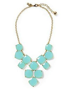 Kate Spade New York Shaken and Stirred Statement Necklace | Piperlime $148