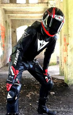 Motorcycle Suit, Motorcycle Leather, Bike Leathers, Biker Boys, Biker Gear, A Good Man, Motorbikes, Take That, Nice Men