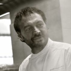 Chef Ugo Alciati, Ristorante Guido One Star Michelin. Serralunga D'Alba, Piedmont
