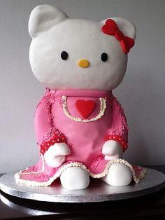 Hello Kitty cake #2
