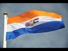South Africa's Foreign Relations during Apartheid, 1948 South African Flag, South African Air Force, Africa Flag, New Africa, South Afrika, History Online, Apartheid, National Flag, My Land