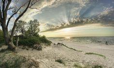 Peaceful beach. Photo by Paul Dunyushkin