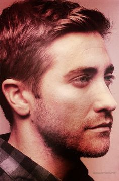 Jake has done some good movies, good looking too