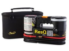 AirMan ResQ Pro Plus Tire Inflator and Repair Kit with Sealant for $40 http://sylsdeals.com/airman-resq-pro-plus-tire-inflator-repair-kit-sealant-40/