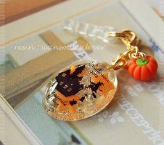 resin crafts:Halloween