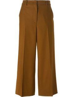 pantalones de vestir capri