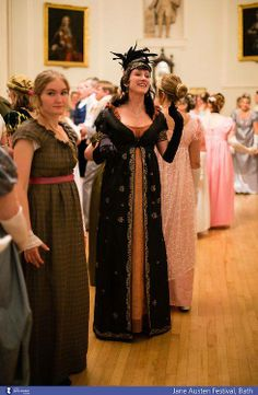 I wanna go! Jane Austen, Regency Dress, Regency Era, Costumes Couture, Empire Style, Period Costumes, Cosplay, Historical Clothing, Timeless Fashion