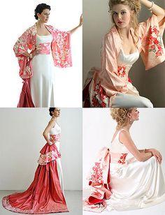 Wedding Themes: Cherry Blossom   somethingborrowed