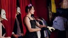 The Drowned Man: A Hollywood Fable   A Punchdrunk production at Temple Studios