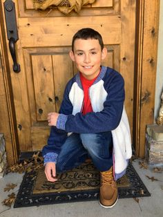 My baby turned 11 today  #kids #boys #style