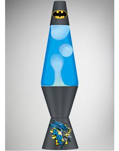 Classic Batman Lava Lamp | I'm Batman... | Pinterest | Lava lamp ...