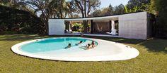 Lounge Tepoztlan por Cadaval & Solà-Morales [I] | METALOCUS