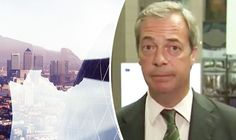Nigel Farage: Get behind Brexit as countries are RACING to trade with the UK