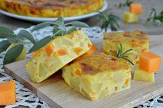 La frittata al forno di zucca e patate è un secondo piatto gustoso e nutriente, ideale per tutta la famiglia. Più leggera delle frittate tradizionali ...
