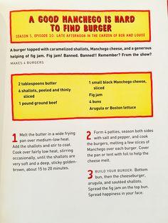 8 Bobs Burgers Recipes Ideas Bobs Burgers Recipes Burger Recipes Bobs Burgers